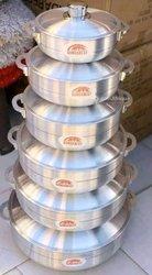 Ensemble marmite 6 pièces