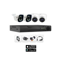 Kit caméra de surveillance