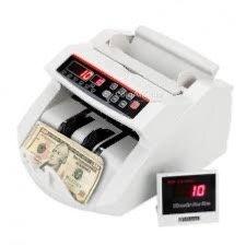 Machine compteur - détecteur de faux billets