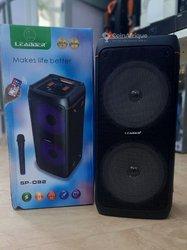Leadder musique Box