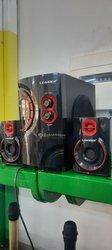 Leadder music box