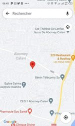 Parcelle 320 m² - Calavi Kpota