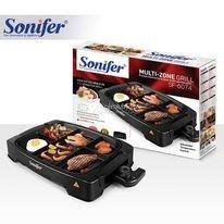 Sonifer multi-zone grill