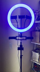 Ring ligth RGB 14 pouces