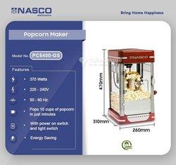 Machine à pop corn Nasco