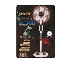 Ventilateur Neon