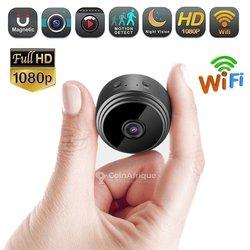 Mini camera wifi IP hd