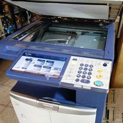 Machine imprimante-photocopieurs