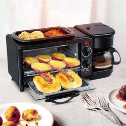 Micro-ondes + cafetière