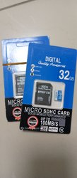 Cartes mémoires SD - 32Gb