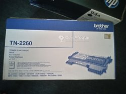 Cartouche Toner Laser Jet Brother TN-2260