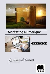 Livre - Marketing Numérique