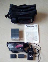 Caméscope Panasonic à cassettes