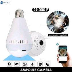 Ampoules caméra