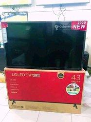 "TV LG LED  - 43"""