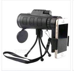 Téléobjectif zoom moléculaire full HD pour œil téléphone - appareil photo