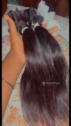 Cheveux naturels longueur 14