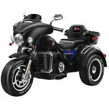 Moto électrique - 3 roues