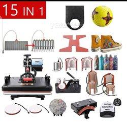 Machine à presse 5-en-1