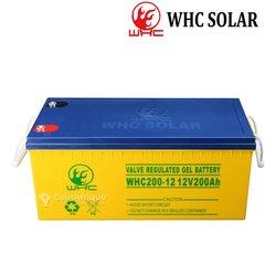 Battery WHC Solar 200Ah