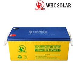 Batterie WHC -  200Ah