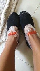 Masque peeling pied