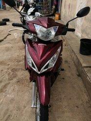 Moto Honda Wave S