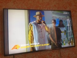 TV 55 pouces
