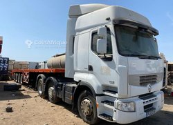 Renault Trucks DXI 2012