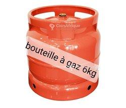 Bouteilles de Gaz 6 kg