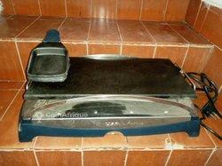 Raclette pierre à griller