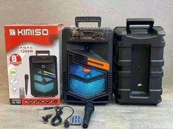 Radio bluetooth rechargeable Kimiso