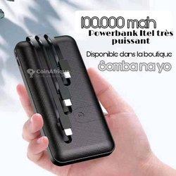 Powerbank iTel - 100000mah