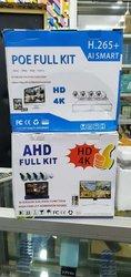 Caméra de surveillance 4 kits