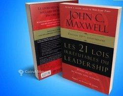 Livre - Les 21 lois irréfutables du leadership