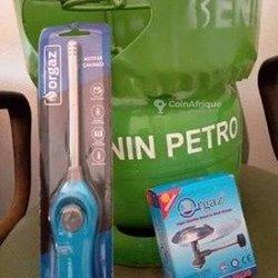 Bouteille de gaz Benin Petro