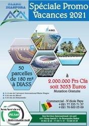 Terrains 180 m2 - Thiès