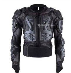 Combinaison de protection à moto