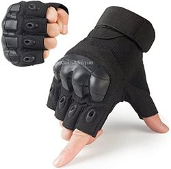 Gants demi-doigts