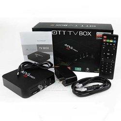TV Box android décodeur mxq pro 4k