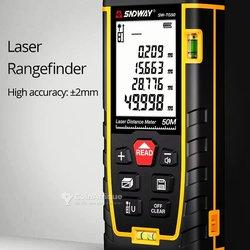 Télémètre laser 120 m 100m Sndway