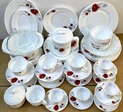Ensemble vaisselle - 58 pièces