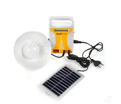 Lampe solaire multifonction