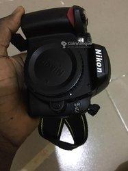 Appareil photo Nikon D40