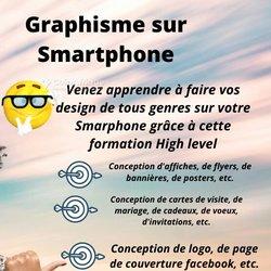Formation graphisme sur smartphone