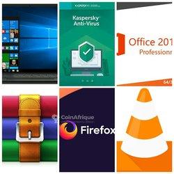 Installation Windows 7 + Kasperky anti-virus