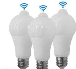 Ampoule capteur de mouvement 9w