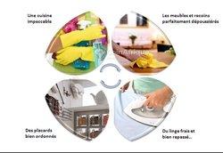 Recrutement - femme de ménage repassage cuisine