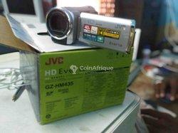 Caméra JVC HD