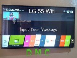 TV LG 55 Pouces wifi